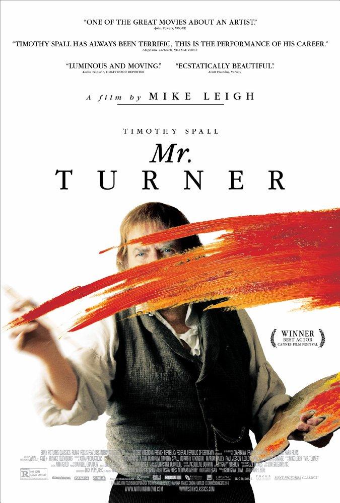 'Mr Turner' distilled