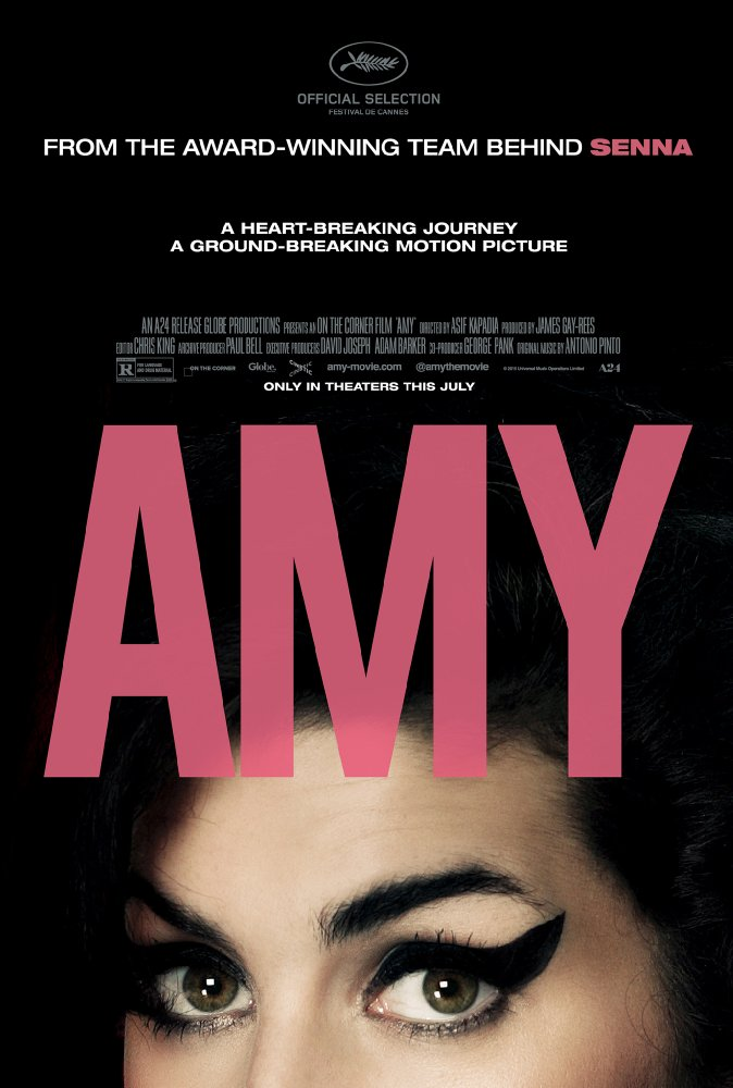 'Amy' distilled