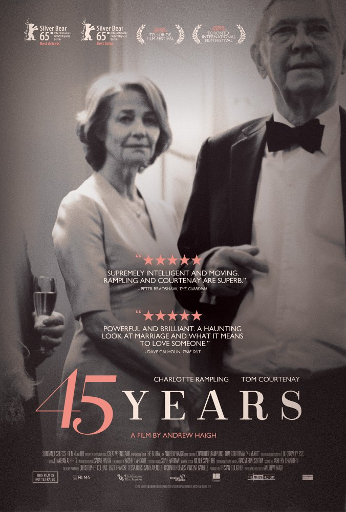 '45 Years' – distilled
