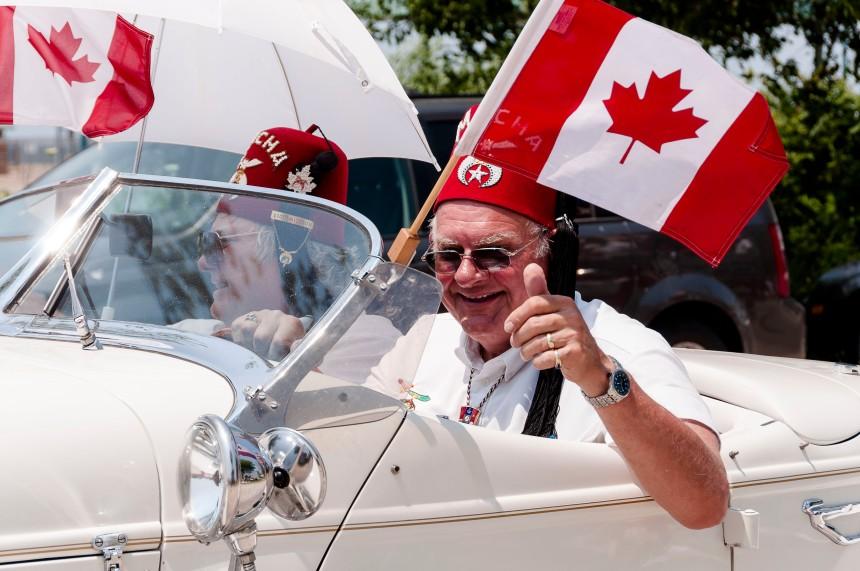Canada Day, Pelee Island