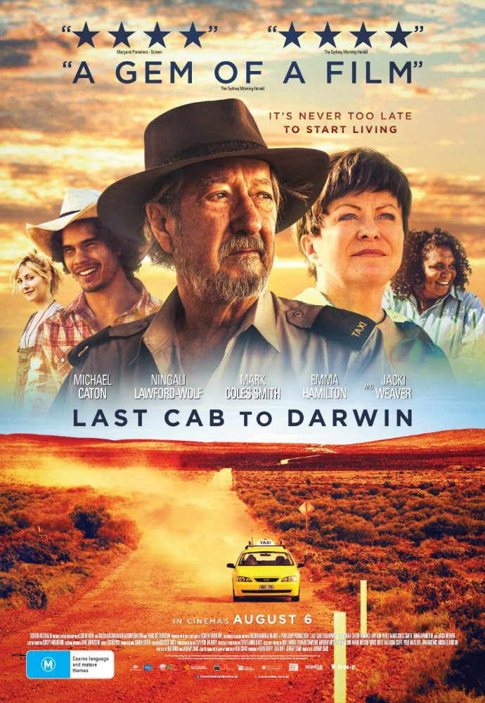 'Last Cab to Darwin' – Distilled