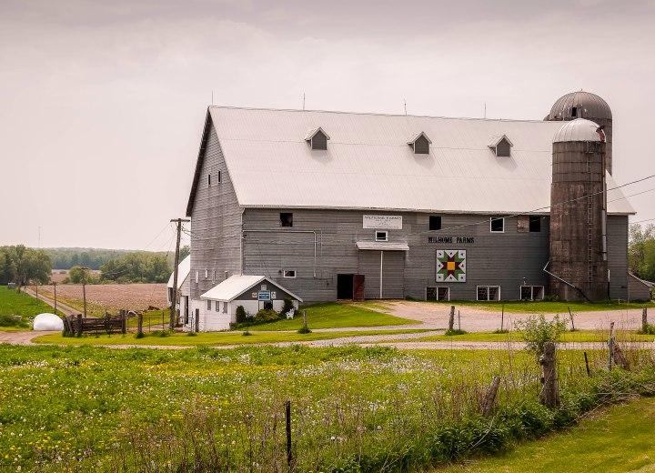 Of Barns andBluejays