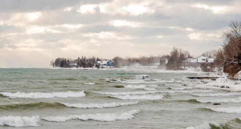 Winter Scene # 1, Prince Edward County