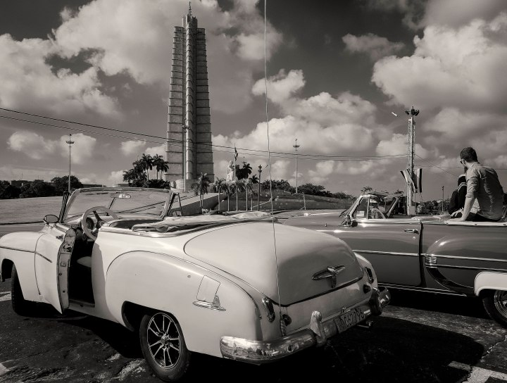Plaza de la Revolucion,Havana