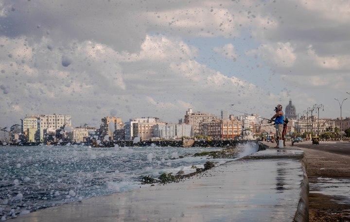 From Havana, withastonishment