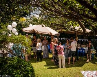 Garden party # 1 (w)