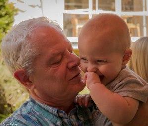 Josh & grandad