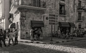 Cafe society, Habana Vieja