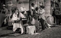 Fortune-tellers, Habana