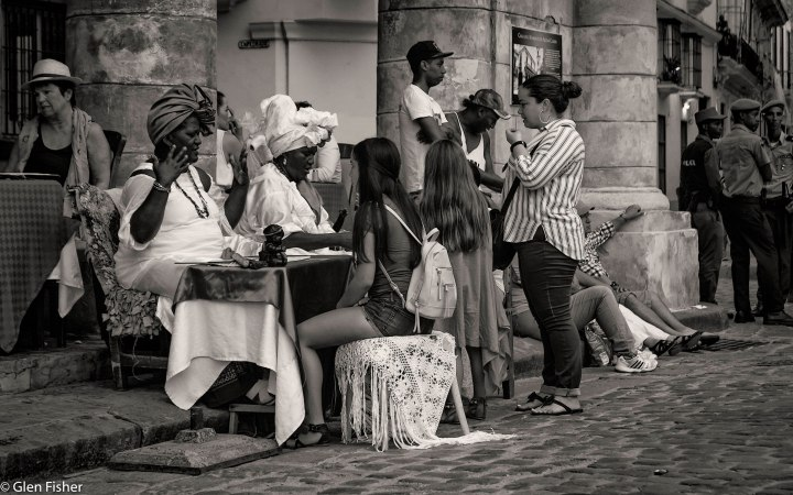 Out and about in Habana Vieja