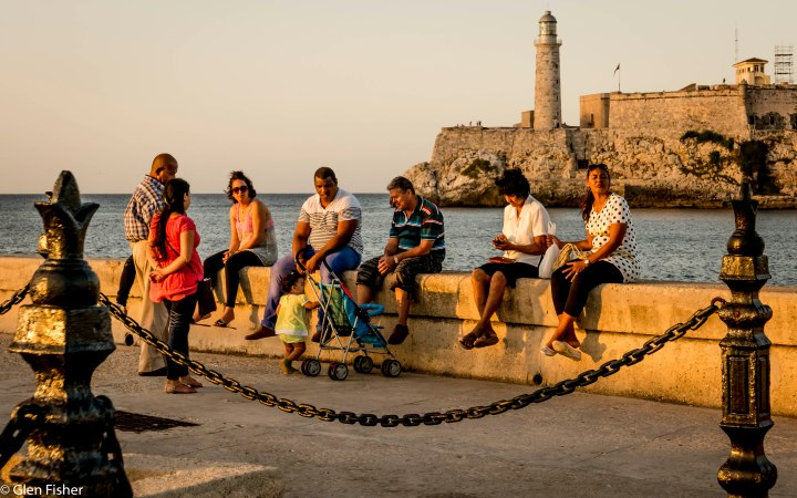 The Malecon, Habana