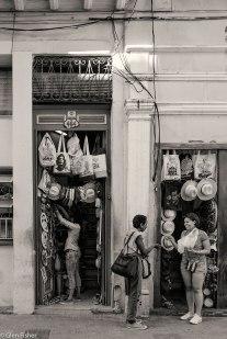 Shopping in Havana # 1