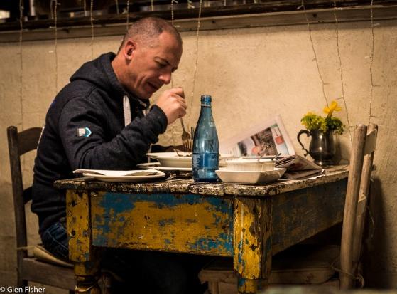 Diner, Il Giardino