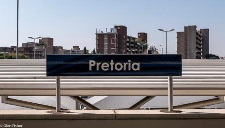 Pretoria, Gautrain