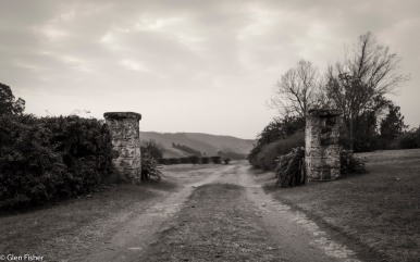 Gates, Beverley Farm