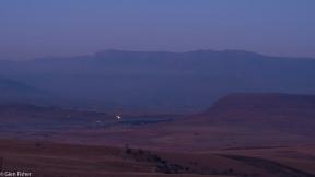 Dawn, Drakensberg # 1