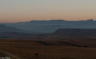 Dawn, Drakensberg # 2