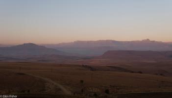 Dawn, Drakensberg # 3