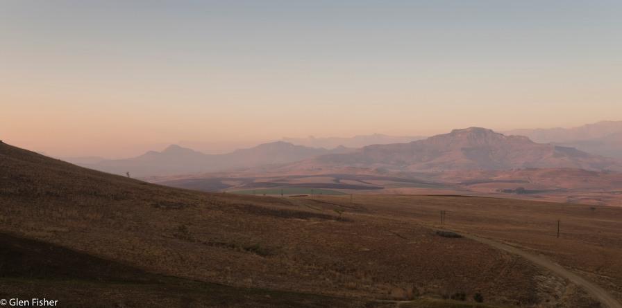 Dawn, Drakensberg # 5