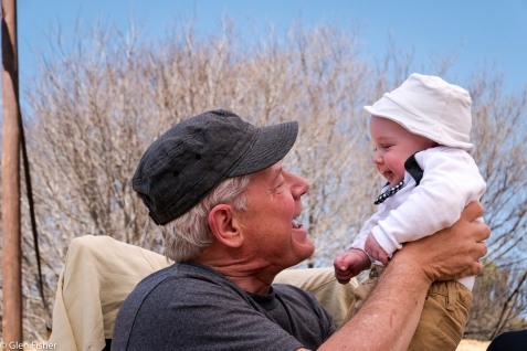 Nirox - Tom and grandad