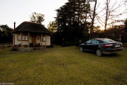 Our cottage, Berg View