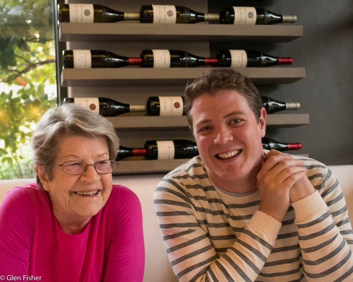 Jon & Gran
