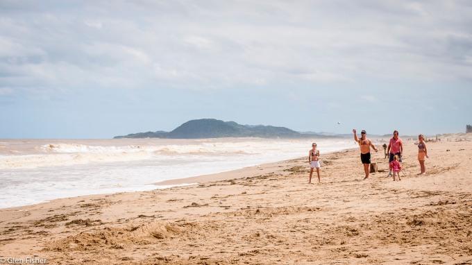 Beach ball, Cape Vidal.jpg