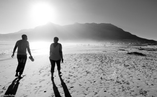 On Hout Bay Beach # 1