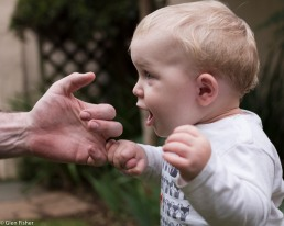 Taking hands #1