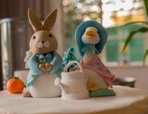 Peter Rabbit & Jemima Puddleduck