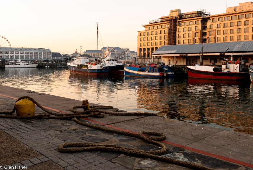 FIshing boats, V&A Waterfront