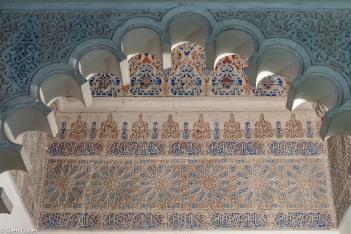 Arches, Tiles, Real Alcazar