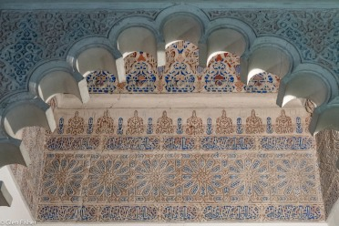 Arches, Tiles, Real Alcazar