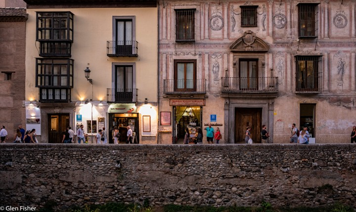 Granada – TheAlbaicin
