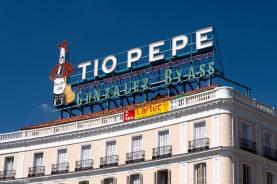 Tio Pepe, Madrid