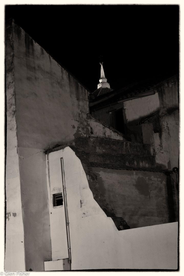 La Mezquita – Steeple, atnight