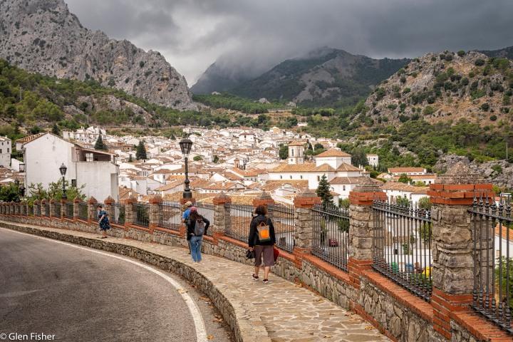 The Rain in Spain Falls Mainly onGrazalema