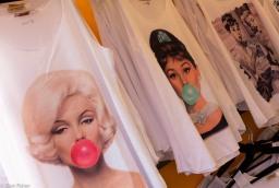 Tee-shirts, Madrid
