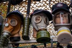 Masks, Madrid