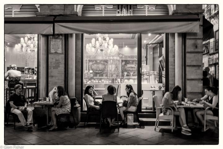 Cafe Life, Sevilla