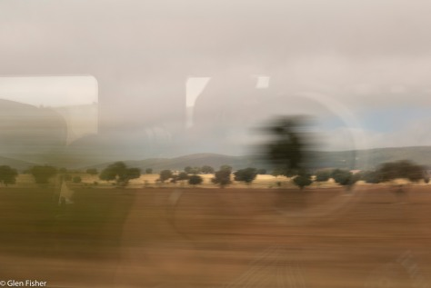 The train in Spain # 1