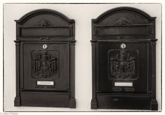 Letterboxes, Ronda, Old Town