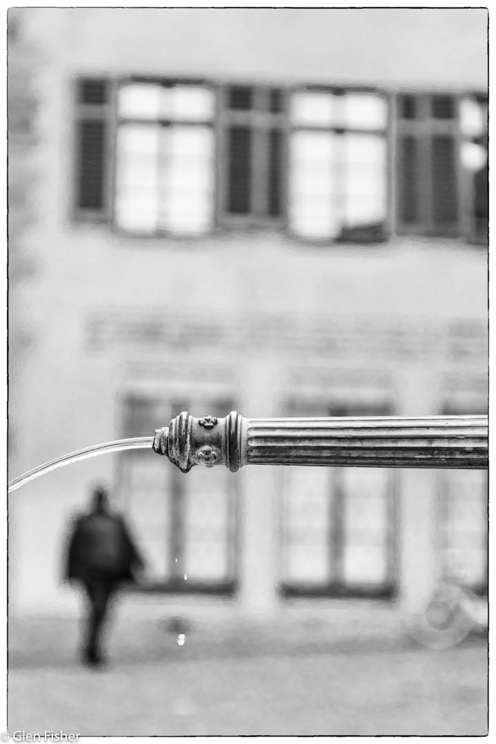 Zurich Fountains #1