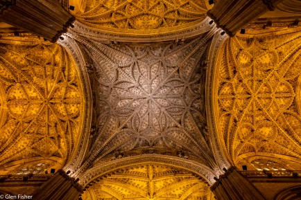 Arches, Seville Cathedral