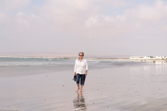 Mom at Paternoster