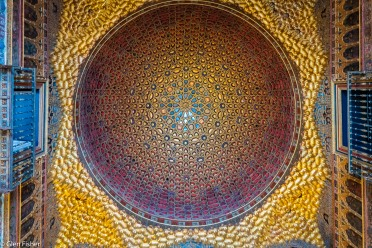 Ceiling, Real Alcazar