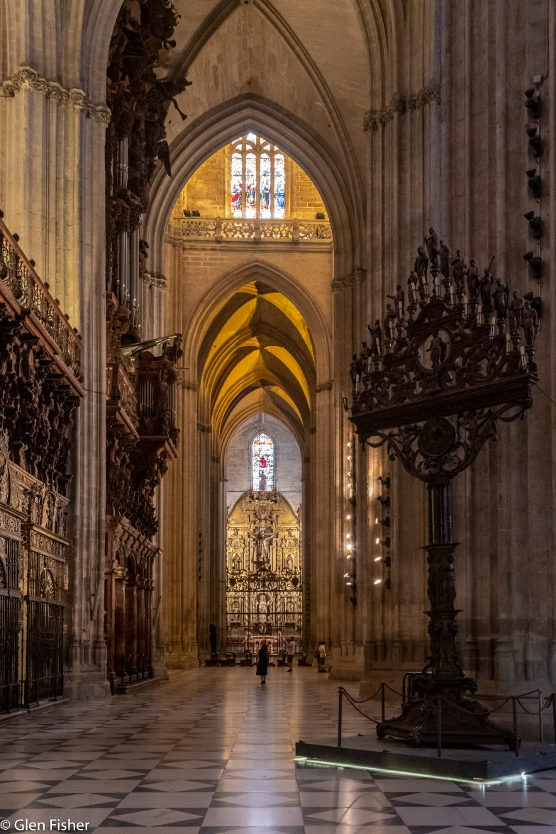 Seville Cathedral # 4
