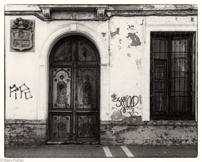 Door, Ronda, Old Town # 2