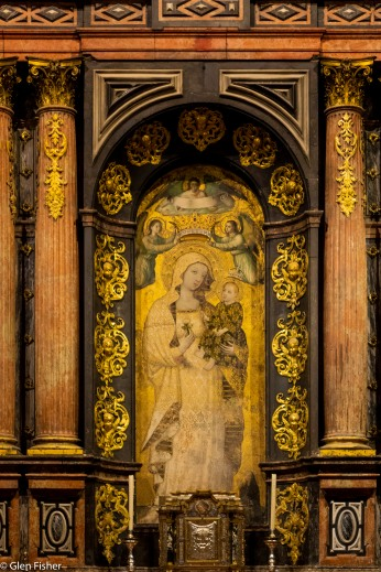 Seville Cathedral # 1