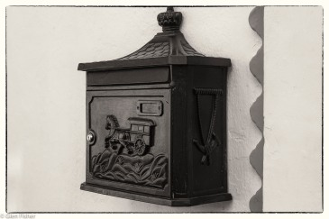 Letterbox, Ronda, Old Town